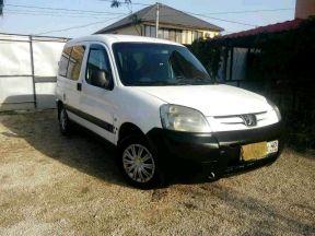 Peugeot Partner, 2004