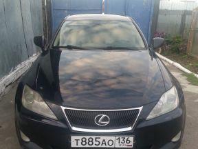Lexus IS, 2006