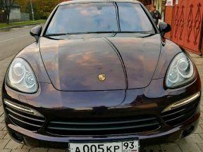 Porsche Cayenne, 2011 фото-1
