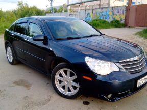 Chrysler Sebring, 2008
