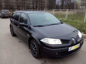 Renault Megane, 2008 фото-1
