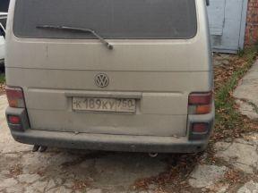 Volkswagen Caravelle, 1997