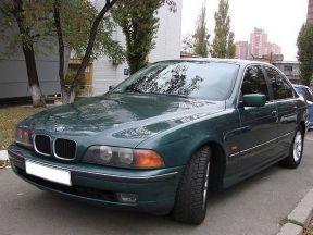 BMW 5 серия, 1999