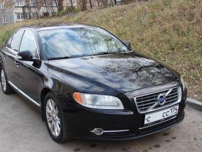 Volvo S80, 2009
