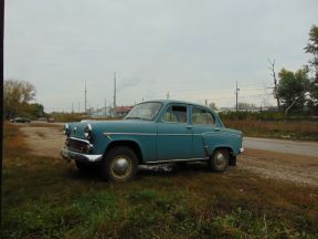 Москвич 403, 1964