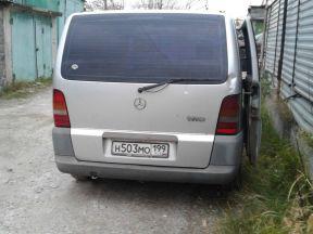 Mercedes-Benz Vito, 2003