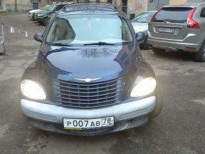 Chrysler PT Cruiser, 2001