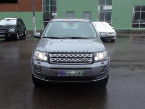 Land Rover Freelander, 2013 фото-1