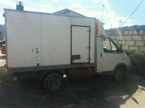 ГАЗ ГАЗель 3302, 2004