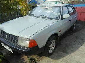 Москвич 2141, 1992