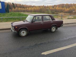 ВАЗ 2107, 2005