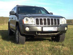 Jeep Grand Cherokee, 2007