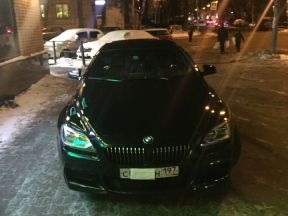BMW 6 серия, 2012