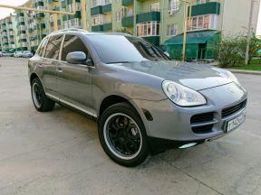 Porsche Cayenne S, 2004