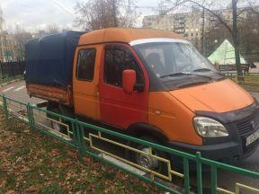 ГАЗ ГАЗель 33023, 2005