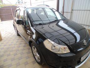 Suzuki SX4, 2010