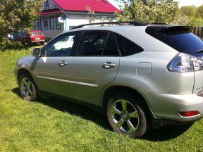 Lexus RX, 2004