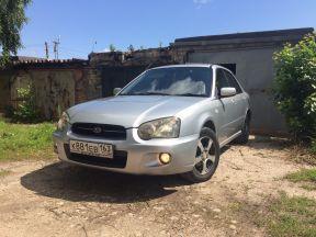 Subaru Impreza, 2004