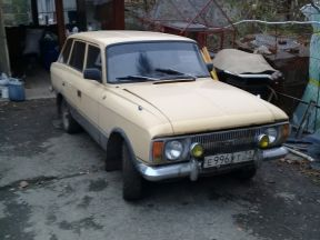 ИЖ 2125, 1989