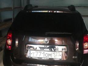 Renault Duster, 2014
