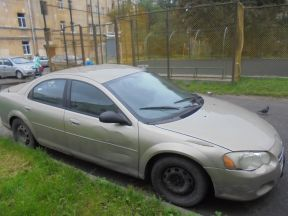Chrysler Sebring, 2004