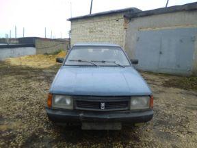 Москвич 2141, 1993