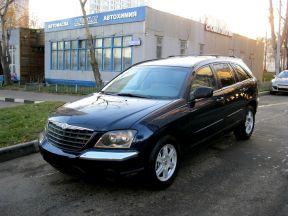 Chrysler Pacifica, 2006