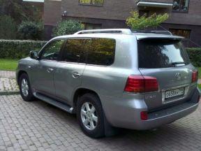 Lexus LX, 2010