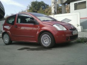 Citroen C2, 2003