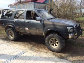 Toyota Hilux, 1992
