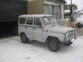 УАЗ 3151, 1997
