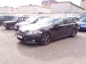 Lexus ES, 2014