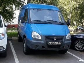 ГАЗ Соболь 2752, 2012