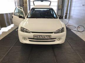 Peugeot 106, 2002