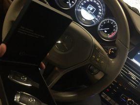 Mercedes-Benz CLS-класс, 2012