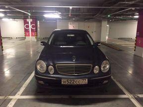 Mercedes-Benz E-класс, 2002