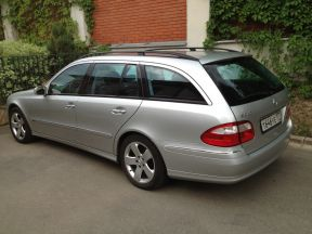 Mercedes-Benz E-класс, 2004