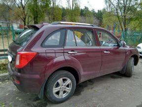 LIFAN X60, 2013