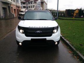 Ford Explorer, 2014