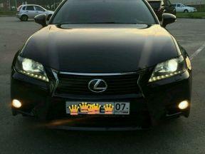 Lexus GS, 2012