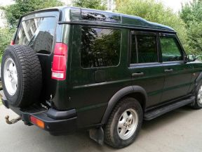 Land Rover Discovery, 1999