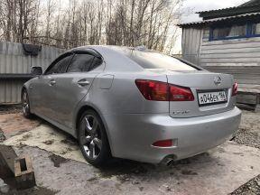 Lexus IS, 2007