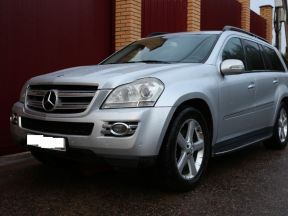 Mercedes-Benz GL-класс, 2006