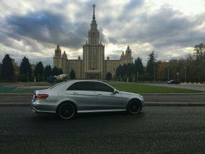 Mercedes-Benz E-класс, 2013