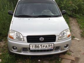 Suzuki Ignis, 2002