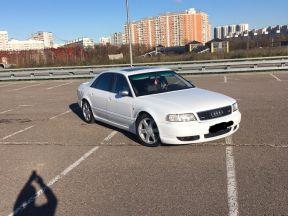 Audi S8, 1998 фото-1