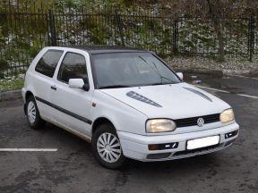 Volkswagen Golf, 1992