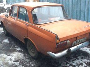 Москвич 412, 1980