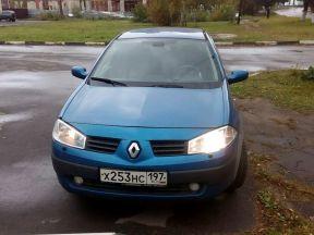 Renault Megane, 2003