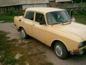 Москвич 2140, 1988